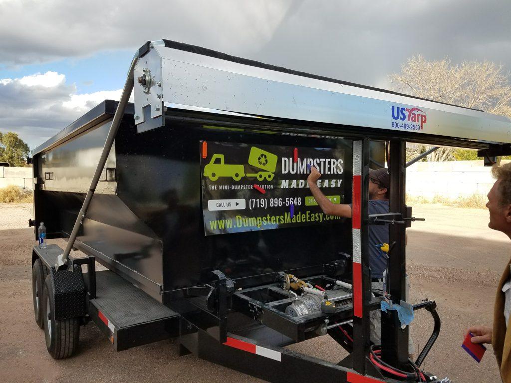 Premium Dumpster Rentals In Colorado Springs Colorado